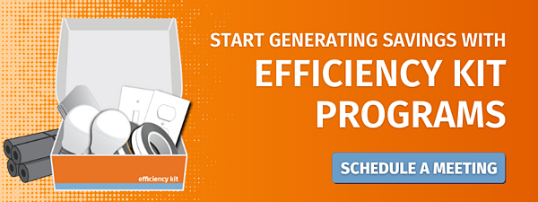 Schedule a Meeting to Start Generating Savings With Efficiency Kit Programs