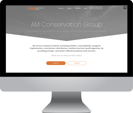 AM Conservation Group Website