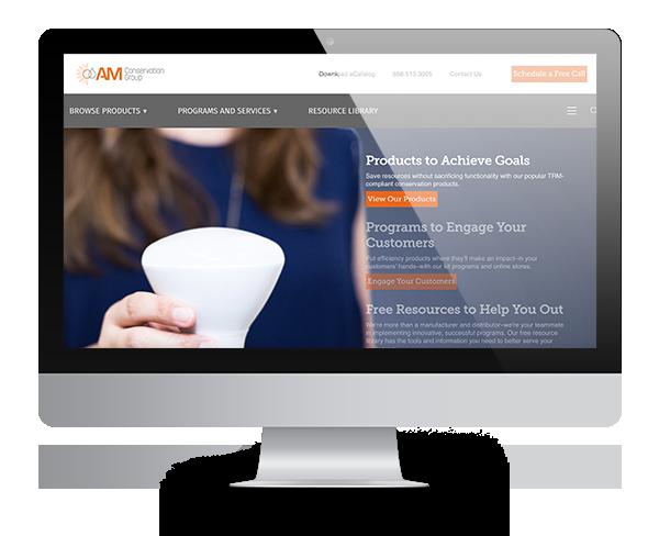 AMCG-homepage