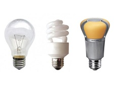 LED-CFL-Incandescent-Bulbs