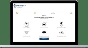 Kit Program Quiz for Personalization