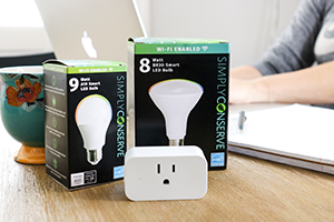 Simply Conserve Smart Home Packaging A19 Br30 Smart Socket