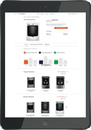 ipad_amcg demo mockup washer details